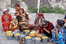 Tajikistan / by bobbleandboo