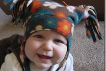 Kids hats / by Sue Smith