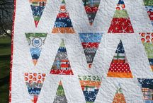 quilts - strips & strings / by Betsy Ercolini