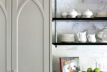 Dream Kitchen / Details I love and if I had the money...