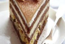 Winter Apfel Torte