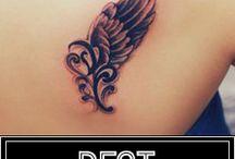 Tatuajes de ángel