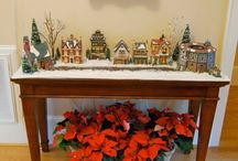 Christmas Village / by Kathy Skaggs