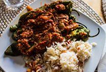 Comida Vegana / Me encanta mi comida, su colorido, sabor y sobre todo de donde proviene