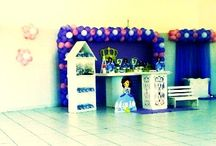 Festa da Princesa Sofia #PrincesaSofia / #PrincesaSofia Princesa Sofia