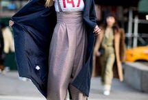 Street fashion: New York Fashion Week jesień-zima 2018/2019