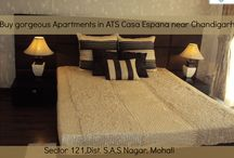 Buy gorgeous Apartments in ATS Casa Espana near Chandigarh / Thinking of buying a grand apartment in Mohali Chandigarh area. For more information call at : 9888449029