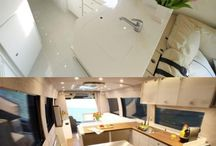 INTERIOR CARAVAN/YATCH
