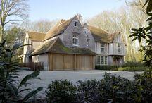 Klassieke villa's / Bekijk villa's die in een klassieke stijl gebouwd of gerenoveerd zijn.