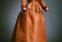 19th century attire
