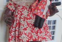 bambole porcellana vintage