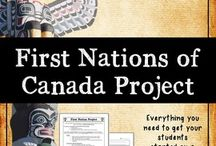 Social Studies-History / These pins relate to teaching Canadian social studies history lessons or activities.