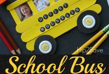Back to school gifts and party ideas