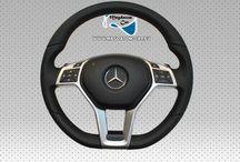 Lenkrad AMG Airbag steering wheel Mercedes A B C CLS E SLK CLK CLA GLK SL GLA 176 246 W204 W212
