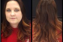 Hair-do Salon does Ombre! / So many Ombres to choose from.  Which one is your favorite?