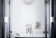 Master Bath / by Mary Collins