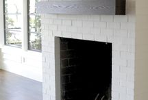Fireplaces / by Emily
