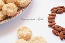 Biscotti farina di mandorle