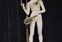 bambola manichino