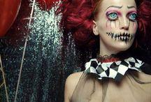 make-up Freaks Circus