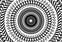 Adobe Garamond Pattern