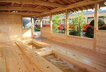 温泉 onsen / 日本の文化、温泉をご紹介。身もこころもリラックス。