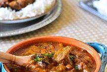 Cuisine : Moyen-Orient, Algérie, Maroc, etc