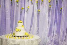 My wedding / Casamento no campo; casamento no sítio; yellow wedding
