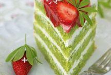 Kuchen, Nachtisch, Süßes