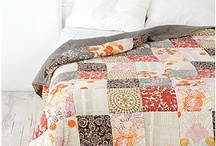 Quilting Inspiration / by Katie