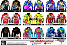 Jaket Drag Race Custom