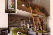 Loft / Loft renovation  / by Heather Smith