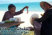 Vietnam Travel / Fun travel experiences and destinations in Vietnam