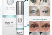 NERIUM en los medios / Productos anti edad con Ciencia Real que ofrece resultados reales.