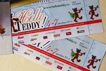 Hello Teddy 2014 / Немного фотографий с выставки Hello Teddy в Москве