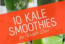 kale smothies