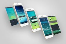 Mobile Application Designs