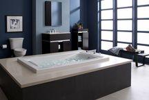 Bathroom / bathroom interior design and decorating ideas