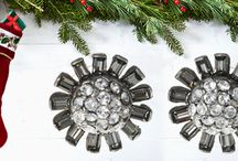 Holiday Stocking Stuffers / Find the perfect stocking stuffer gifts for the jewelry lover on your list. Choose from earrings, bracelets, necklaces and brooches to add a little sparkle to your holiday gifts.