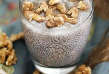 Chia seeds sweets