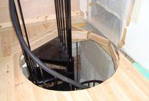 Aménagement escalier / Travaux escalier