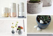 Beton / Concrete / Zement