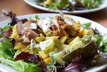 Paleo salades