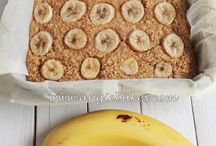 Food - Sweet healthy cakes