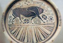 Rhodes, Greece Ceramic