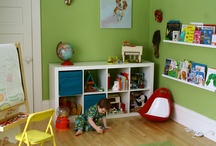 Children's space / by Rebecca Ellington
