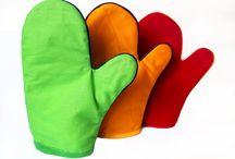 Rękawice sensoryczne, rękawice do masażu, SI, pomoce terapeutyczne