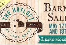 The Hayloft Spring 2013