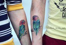 Pippi tatuering
