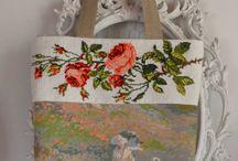 Bags tapestry